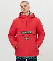 Анорак Napapijri Rainforest Pocket red